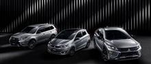 三菱自動車 ミラージュ / エクリプス クロス / アウトランダー の 特別仕様車 「 BLACK Edition 」 を 発売 ・・・・