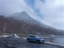 XC60 スタッドレスタイヤを試しに赤城山へ