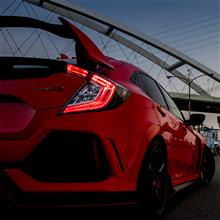 【試乗】Honda FK8 CIVIC Type R (ASLAN) part.1