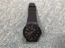 腕時計in洗濯機