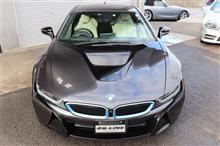 BMW i8入荷!!