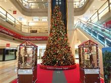 羽田空港のクリスマスツリー