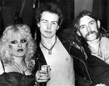 Sid And Nancy And Remmy