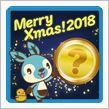 【ハイタッチ!drive】2018クリスマス限定バッジ配布!