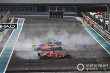 F1 2018 アブダビGP 何だろう、このお祭り感 感想文   ※タイトル修正