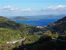 和歌山県由良町三尾川(県道23号線)