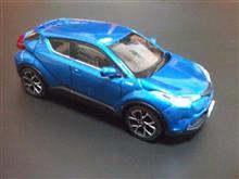 トヨタのクロスオーバー⤴️新世代SUV C-HR