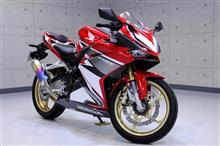 ホンダ・CBR250RRのバイクコーティング【リボルト佐賀】