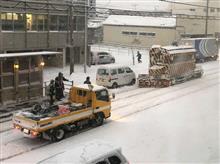ササラ電車出動