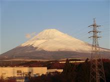 富士山は綺麗です