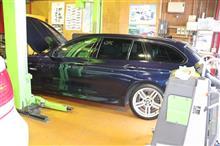 BMW F11 オレンジウルフ 1wayバルブ