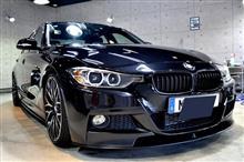 駆けぬける歓び。BMW・320iのガラスコーティング【リボルト高崎】