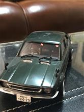 フジミ模型製 トヨタTE27レビン