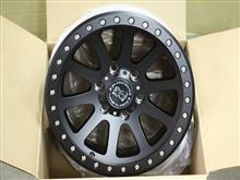 今日のホイール TSW BlackRhino Mint(TSW ブラックライノ ミント) -トヨタ ハイラックス用-