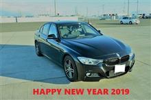 HAPPY NEW YEAR 2019 (^_-)-☆