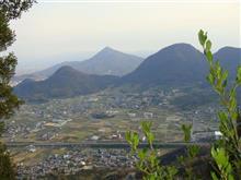 五岳山一望スポット
