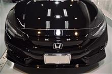 ホンダの世界戦略車!! ホンダ シビックハッチバックのガラスコーティング【リボルト川口】