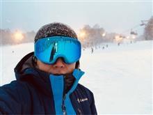 正月北海道でスキー