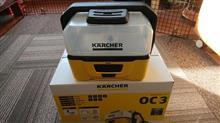 KARCHER マルチクリーナー/OC3買いました