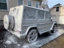Gワゴン洗車