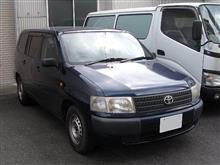 凡車情報 トヨタ・プロボックス1.3DX(NCP50V型)