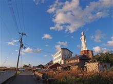兵庫県淡路市釜口(世界平和大観音像付近)