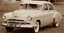 My Parents & '50 Chevrolet