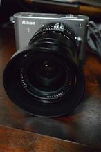 Nikon1+アダプターFT1+Distagon28