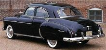 My Uncle Ride a Taxi ('49or'50?Chevrolet?)