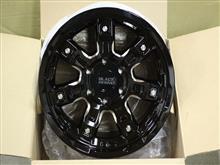 今日のホイール TSW BlackRhino Locker(TSW ブラックライノ ロッカー) -トヨタ ハイラックス用-