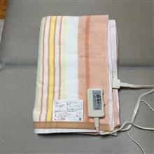 電気毛布(家庭用)導入