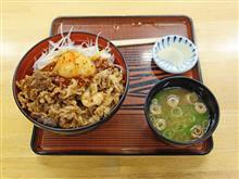 阪和道上り岸和田SA イノブタ丼780円