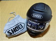 システムヘルメット SHOEI NEOTEC Ⅱを買った