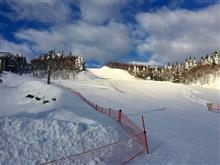 雪山行ったった。