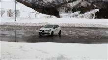 冬の山形道