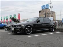 サスペンションリフレッシュ..BMW E90 320 ビルシュタインB12+マウント