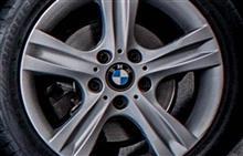 BMWフローティングセンターキャップが楽しい件