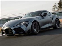 『トヨタ、新型「スープラ」(日本仕様)概要発表。直6エンジンの「RZ」、直4エンジンの「SZ-R」「SZ」の3グレード展開』<カーウォッチ >/気になる新型スープラ(2019)!
