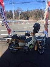 初乗りってことになりますかね〜 バイク通勤久しぶりや(^◇^;)