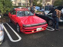2019年1月の代官山モニクルで見た車 その2