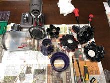 ダイソン掃除機 V6のバッテリー交換