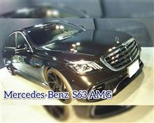 《キャンペーン情報あり》Mercedes-Benz  S63 ライフスタイルに合わせた選択を♪親水系 ガラス ボディコーティング 大阪 茨木 摂津 高槻 吹田 豊中 箕面 枚方 寝屋川 交野