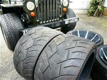 ミニジープに履かせるタイヤを探せ!