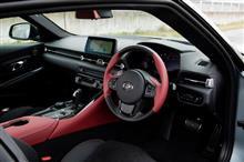 [ニューモデル]トヨタ・GRスープラ 17年ぶりの復活 BMWに開発委託