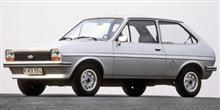 41年前の初代フォード・フィエスタがオークションに出品、その走行距離が…