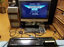 MSXワープロパソコンのRGB21ピン出力表示不具合の解消を試みる