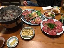 肉を焼く(^^)
