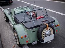 デジタル簡易無線をセブン・スプリントに載せて初ドライブ