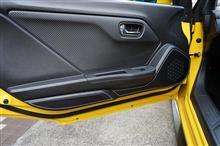 ホンダ S660用ドアキックガード 予約販売開始!