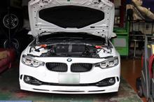 BMW アルピナ D4に